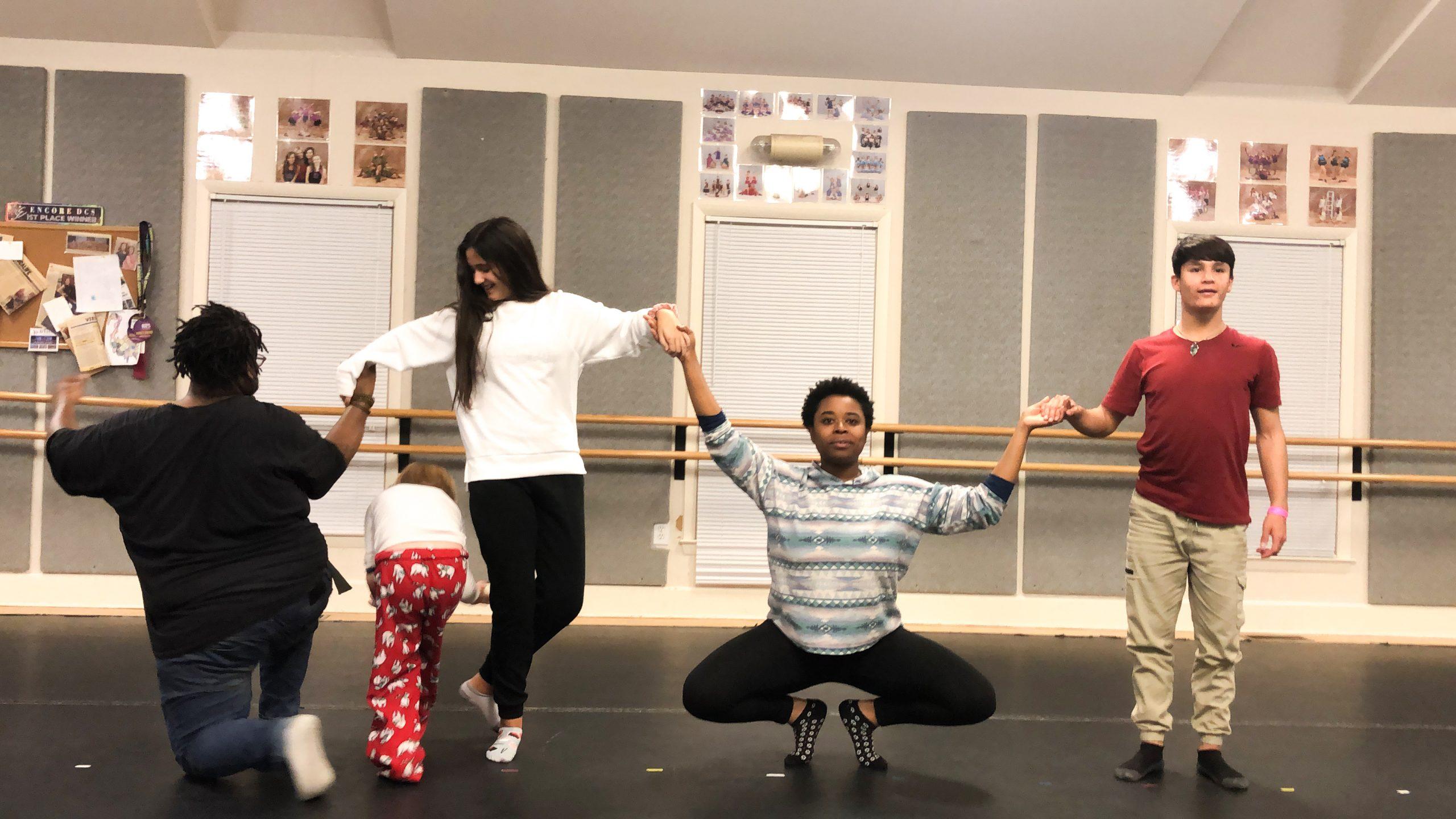 AWS Rehearsal
