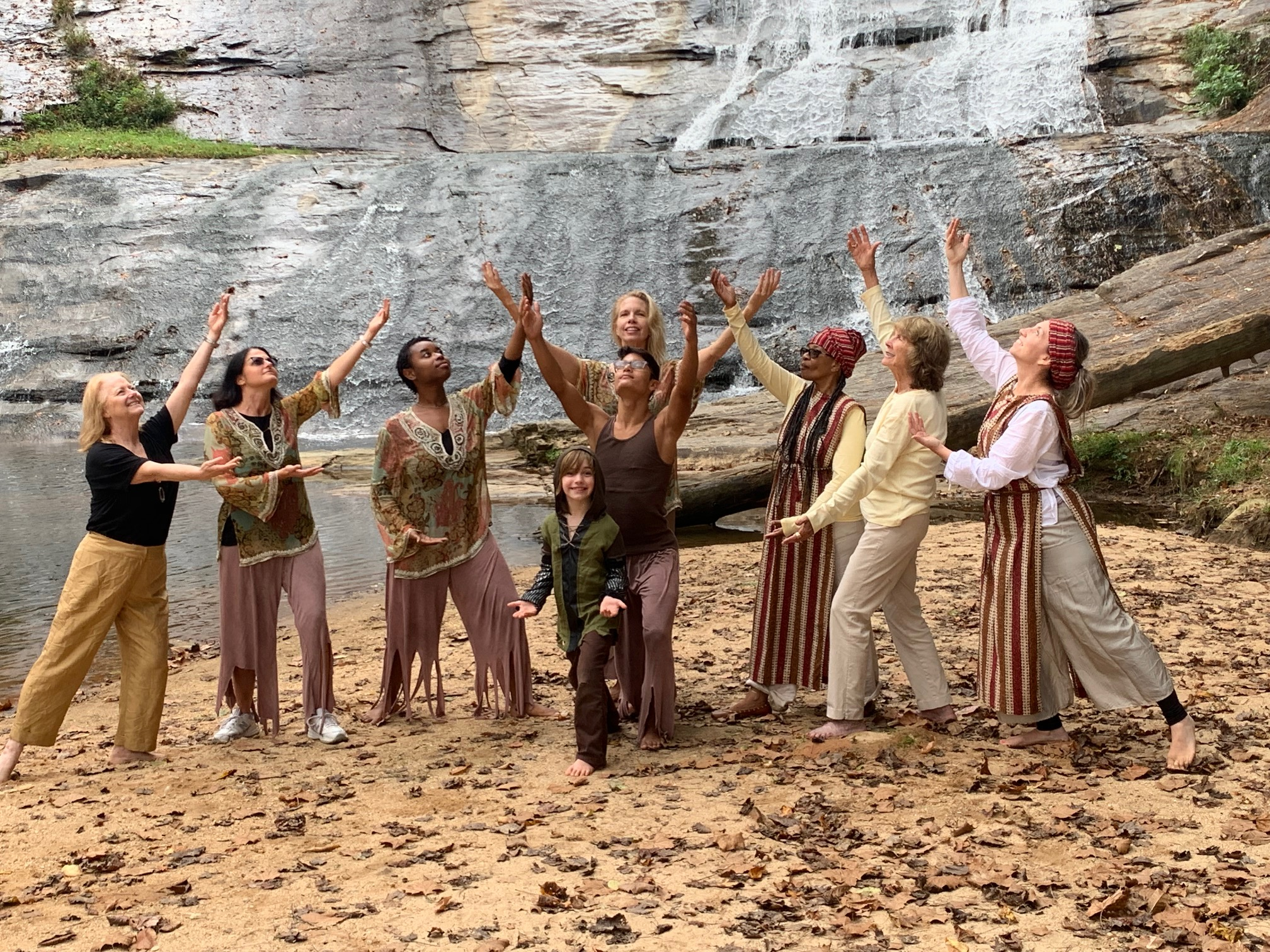 Moravian Dance Workshop