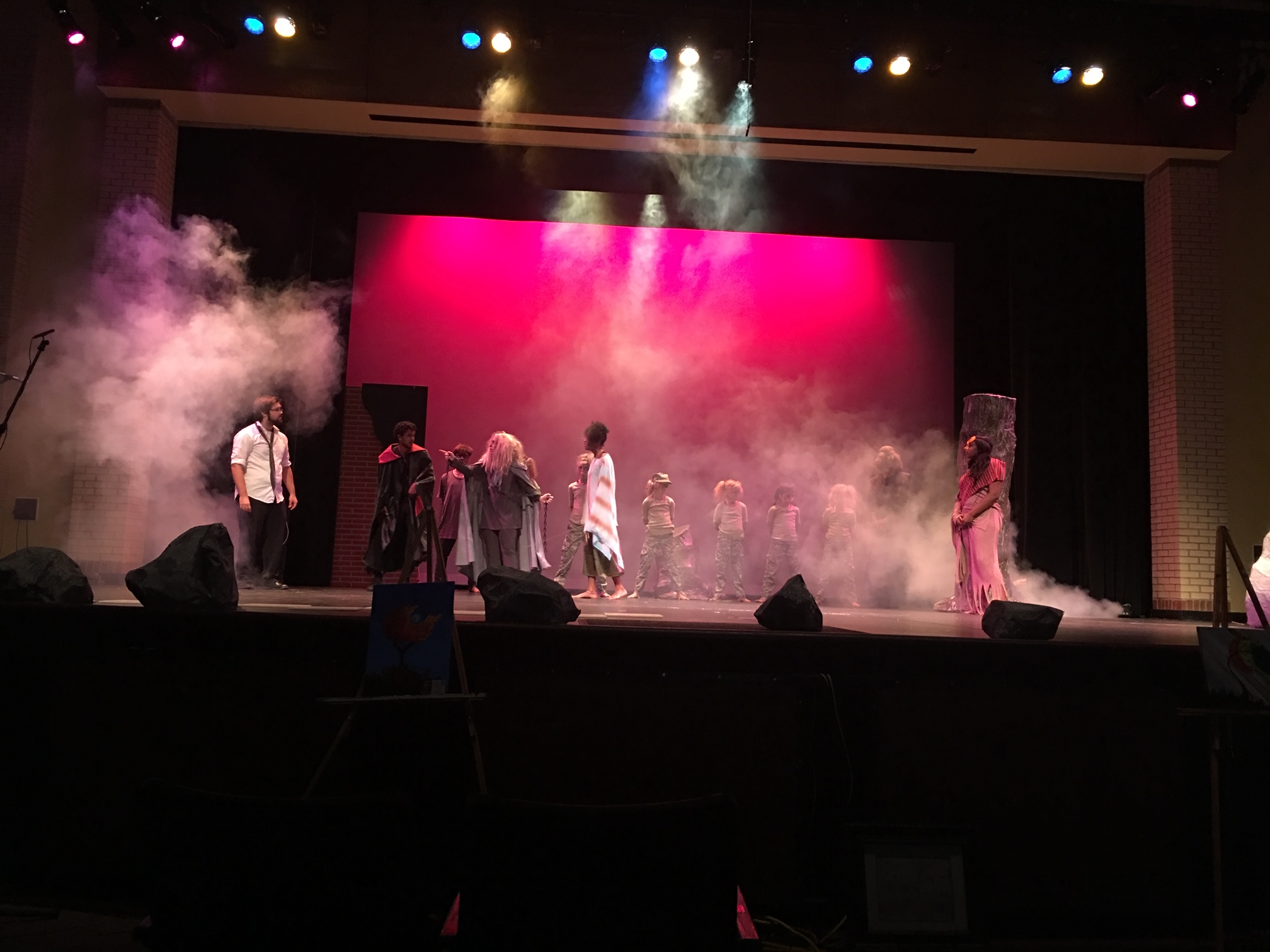 Riches to Rags Performance